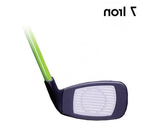 The Littlest Golfer Clubset: Kids w/ Golf Teach Proper Technique - Right Hand - 3 Years