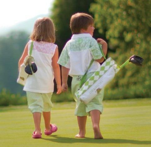 The Littlest Golfer Clubset: Kids w/ Golf Teach Proper Swing Right Hand 3