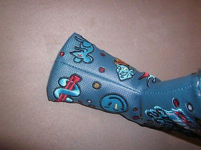 """Scotty Limited Release """"Motley Blade Putter Headcover"""