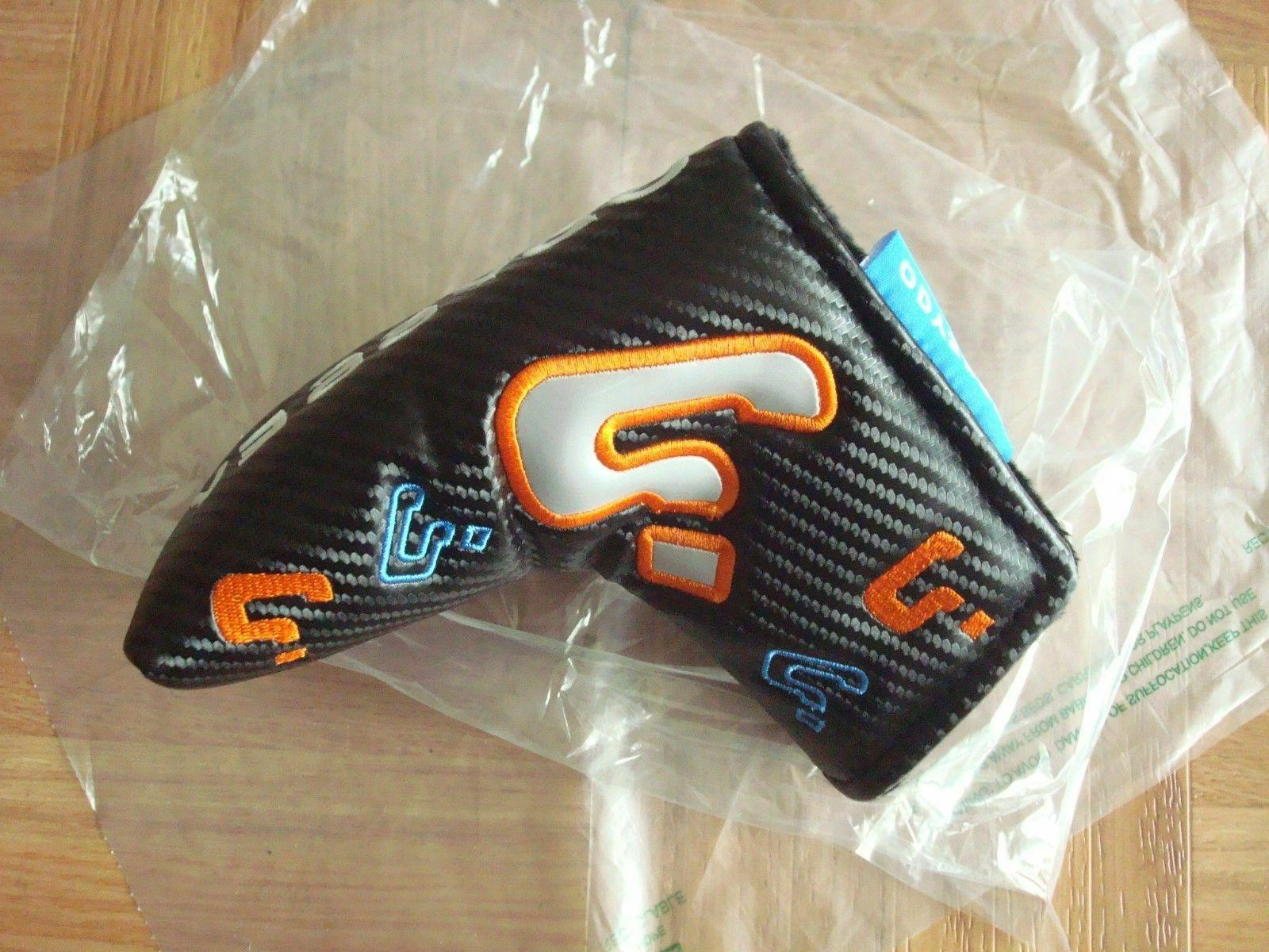 ODYSSEY FUNKY QUESTION MARK LIMITED BLADE COVER HEADCOVER NEW