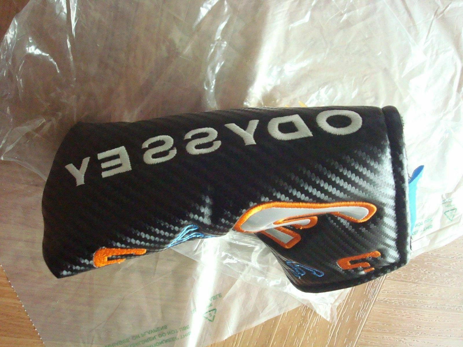 ODYSSEY QUESTION MARK LIMITED EDITION BLADE COVER HEADCOVER -