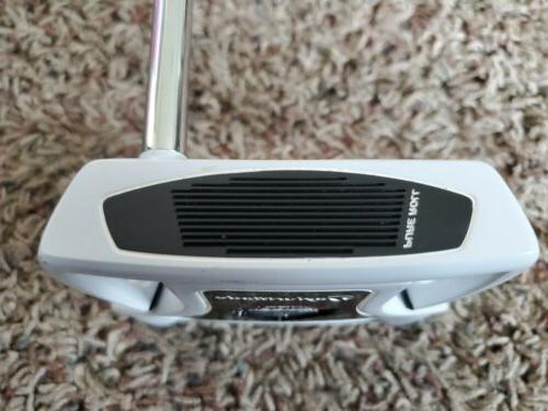 Taylormade Ghost Putter w/ 2.0 Grip-Very