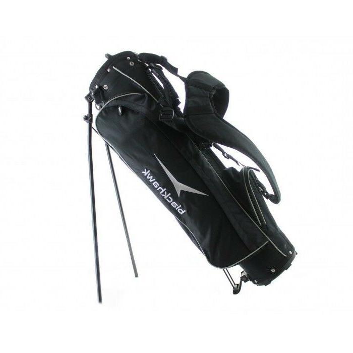 AGXGOLF PRE-TWEEN EDITION XLT SET w/STAND BAG PUTTER 8-12