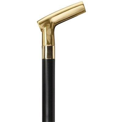 gold plated golf putter cane