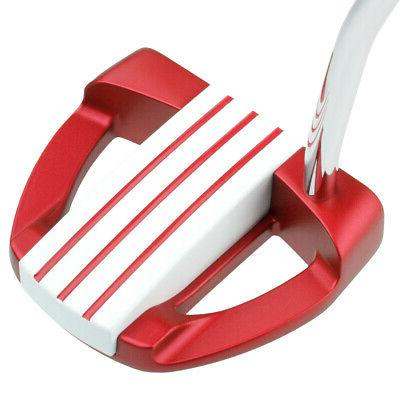 golf 701 red mallet putter