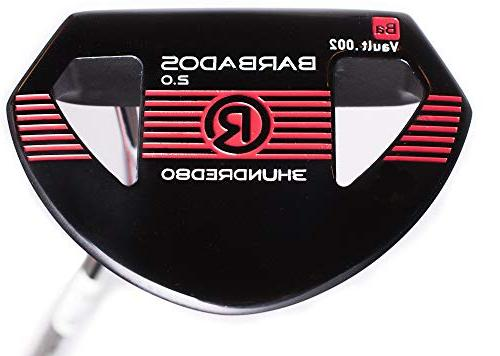 golf barbados 2 0 mallet