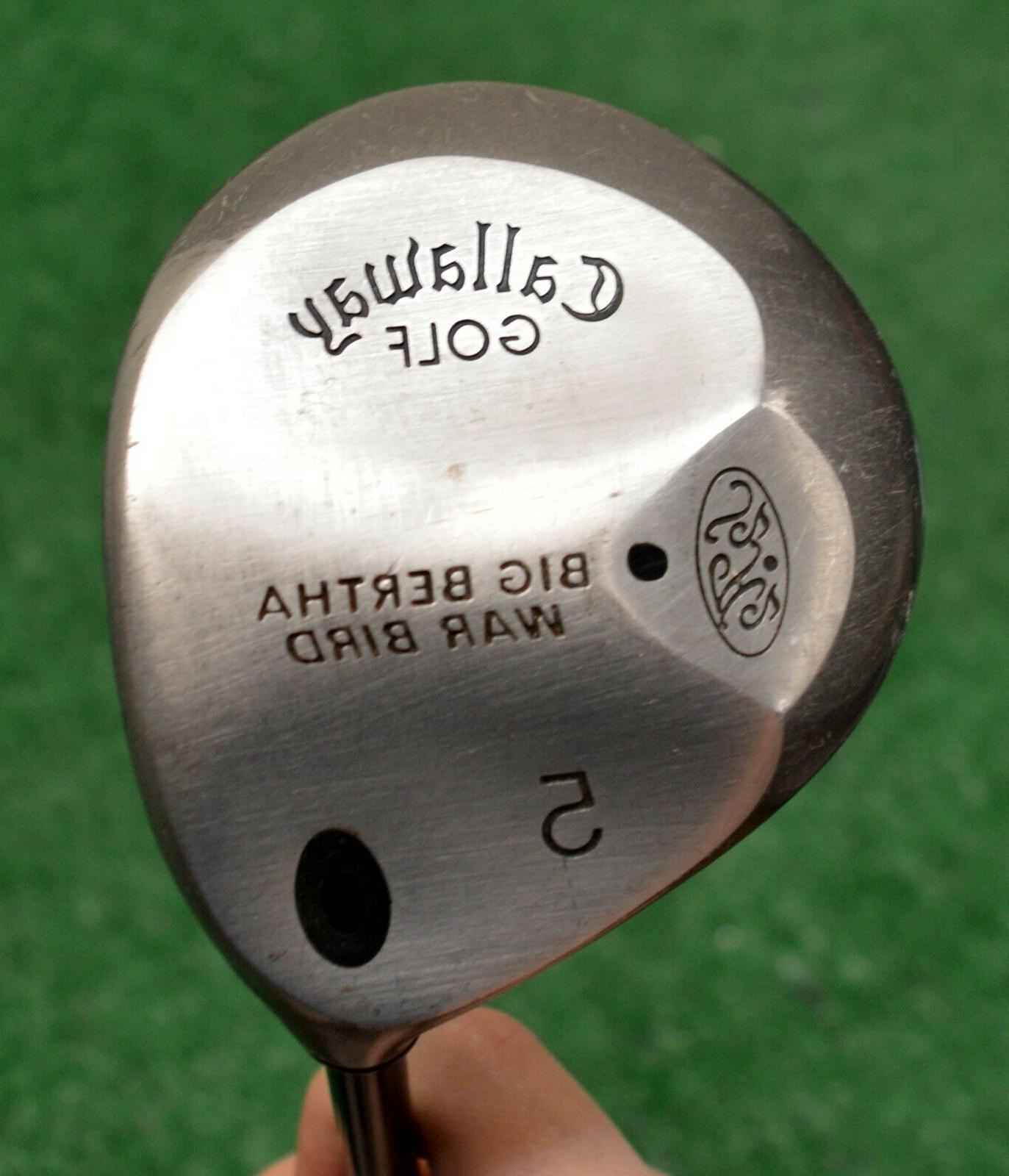 golf big bertha war bird rh 5