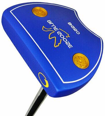 golf blue goose bg50 mallet