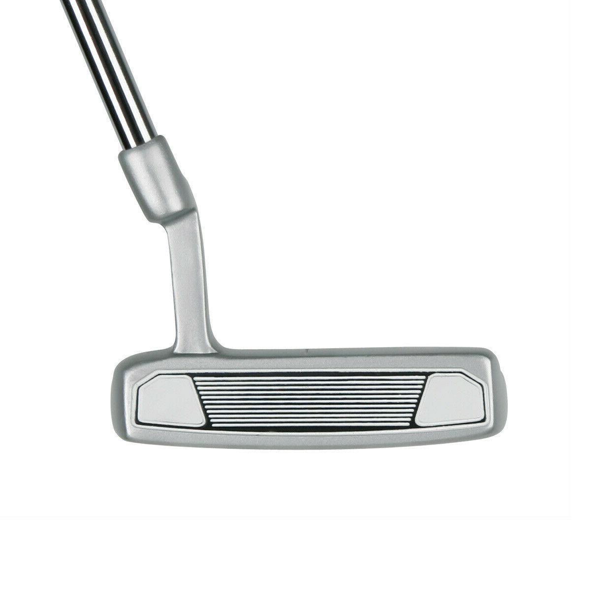 Orlimar Mallet Putter Red Silver Right NEW!