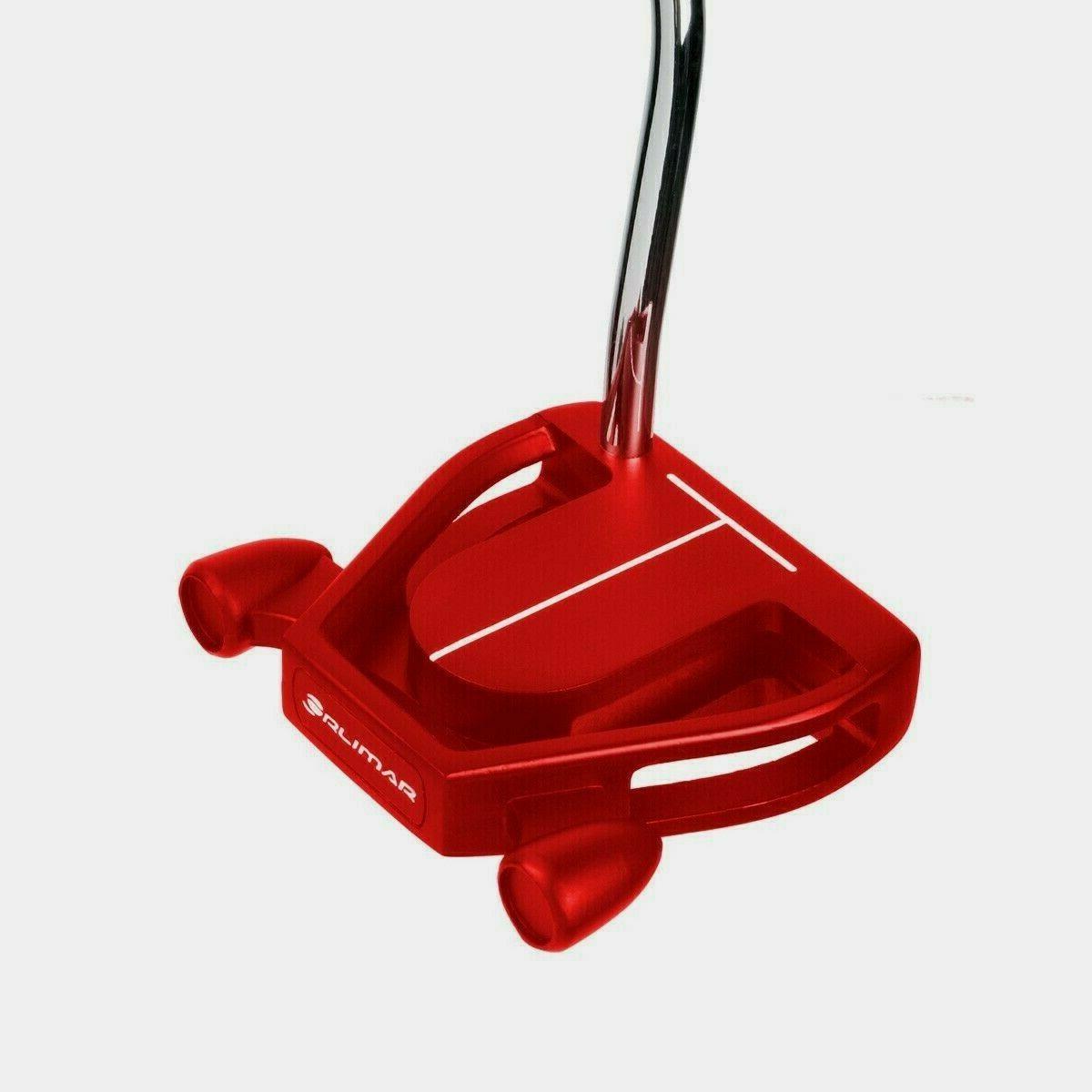 golf f80 mallet putter 35 left handed