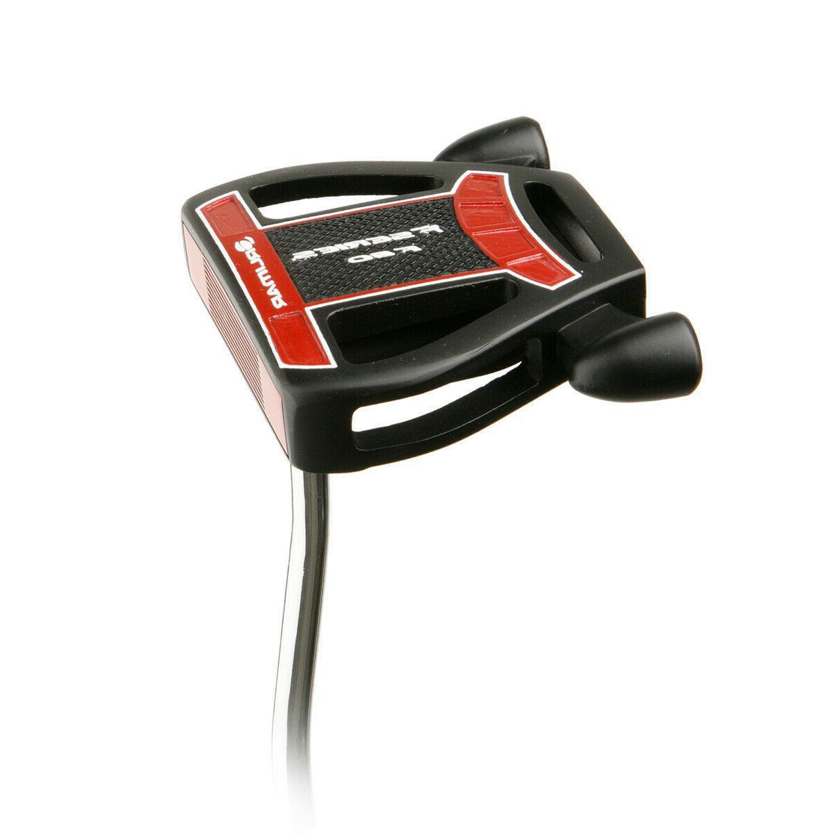 golf f80 mallet putter 35 right handed