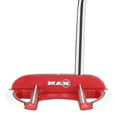Ram Golf Putter - Right - Headcover