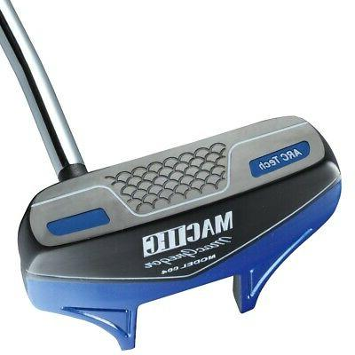 golf mactec 04 extreme moi putter right