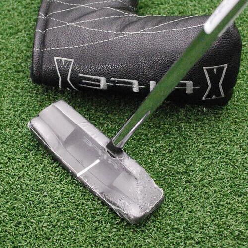 golf rfx series ringer center shaft blade