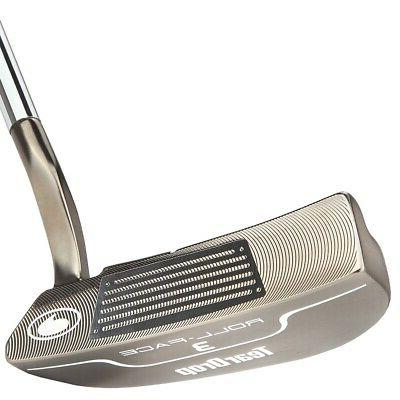 TearDrop Golf 3 Putter –