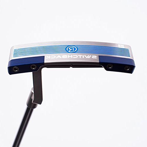 golf switchback putter