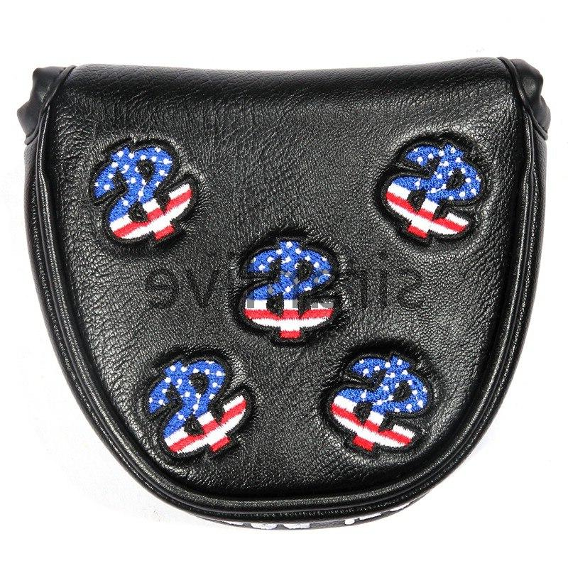 Golf Putter Cover <font><b>Headcover</b></font> for <font><b>Odyssey</b></font> Smart and Quality Protector Golf
