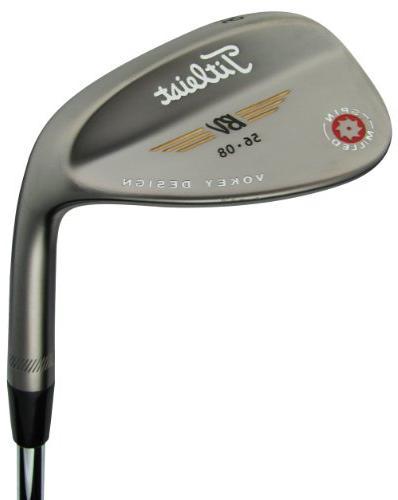 golf vokey spin milled nickel