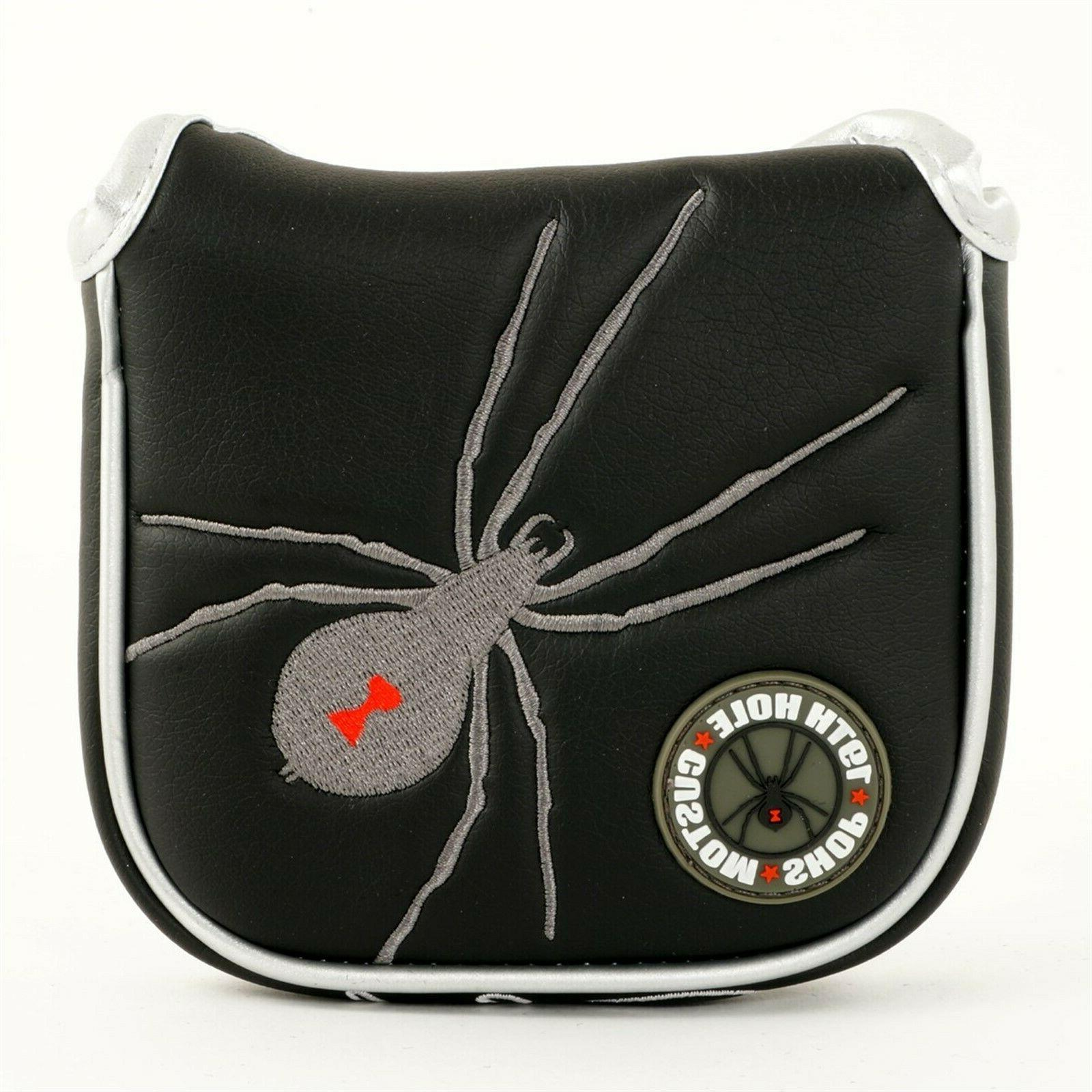 Head Cover for TaylorMade Spider Tour, Daddy Long Legs High-