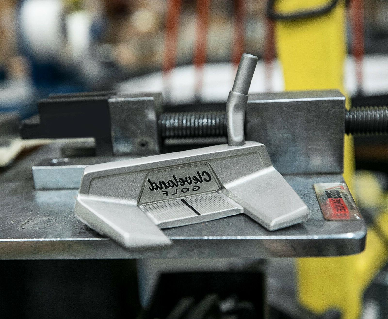 Cleveland Putters Pick New and Length