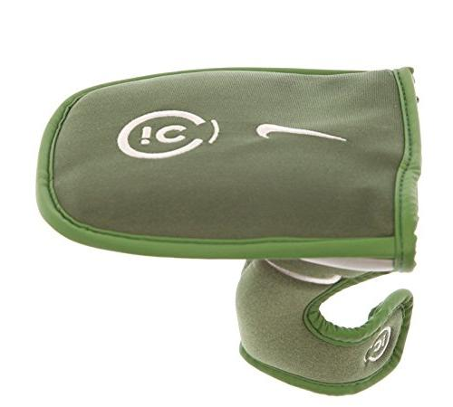 Nike IC 20-20 Putter Headcover Green Cover