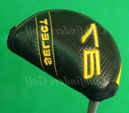 Adams Select 66 Series Putter Golf Headcover