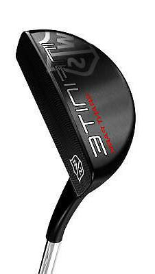 Wilson Infinite Putter Grant Park Milled Face Counter Balanc
