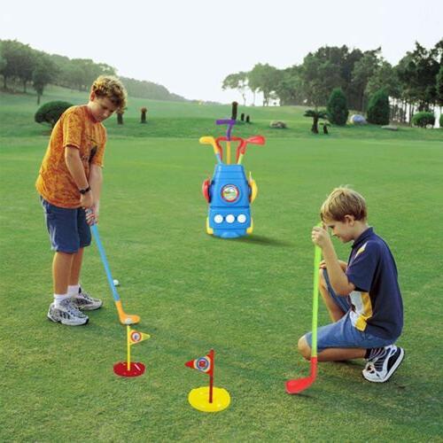 Kids Golf Set Putter Golf Club Child Game