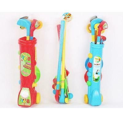 Kids Golf Set Plastic Mini Golf Club Toy Sports