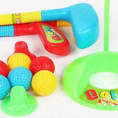Kids Golf Mini Putter Club Toy Child Outdoors Sports