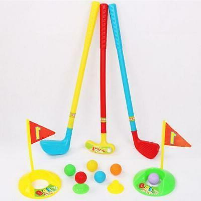 Kids Golf Mini Putter Toy Child Funny Sports
