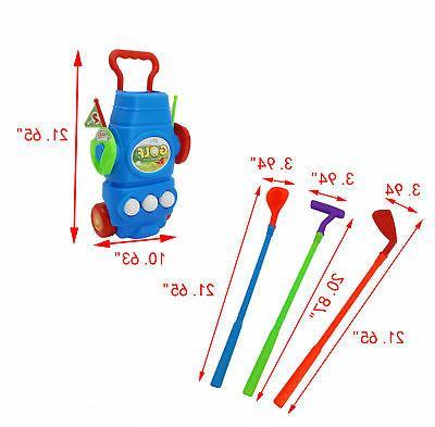 Kids Golf Mini Club Toy Sports Game