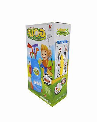 Kids Mini Putter Club Toy Funny Sports