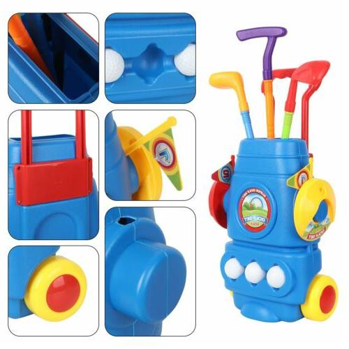 Kids Golf Toy Funny Sports
