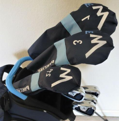 Ladies Complete Golf Driver, Irons, Putter,