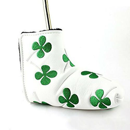 Leather PU Golf Protection Headcover