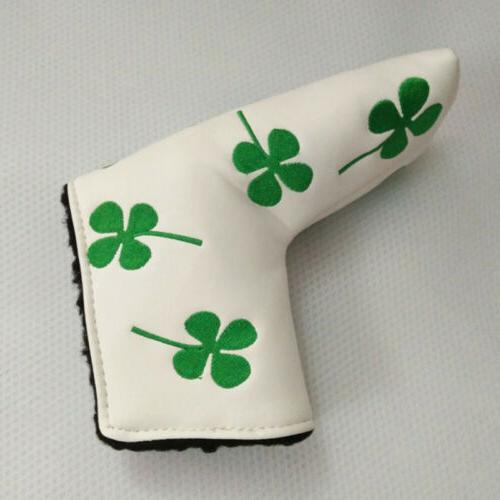 Leather PU Golf Blade Headcover US Stock