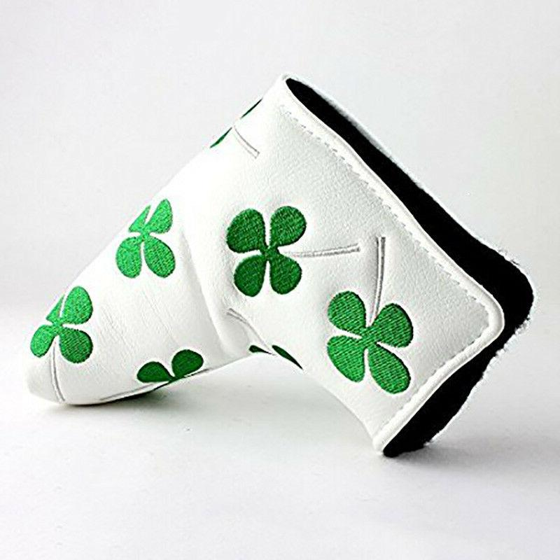 leather putter head cover pu golf protection