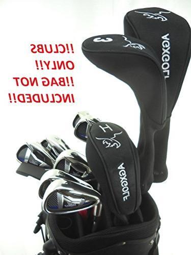 left hand magnum golf club