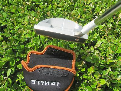 left handed ignite new putter golf club