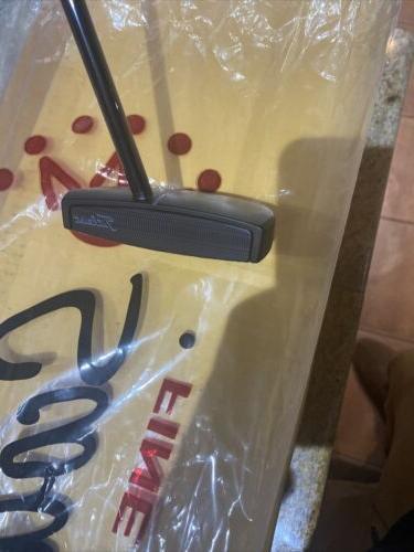 Scotty LTD 5MBS RH - BLACK - NEW RARE!