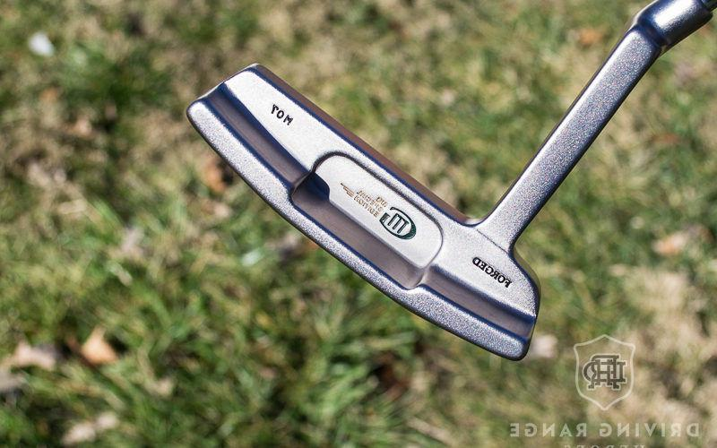 m07 putter forged milled trisole long plumbers