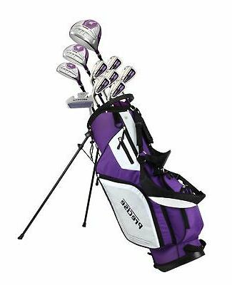 Precise M5 Ladies Complete Golf Clubs Right & Left Hand - 3 Size