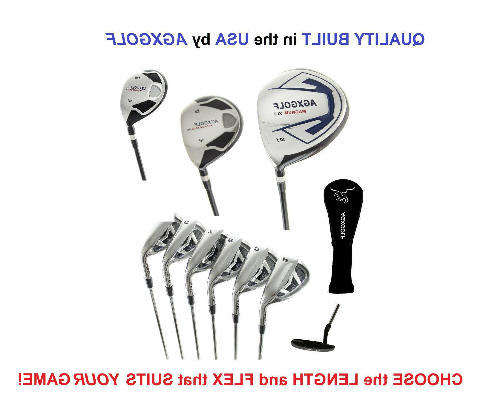 men s magnum xs gomplete golf set