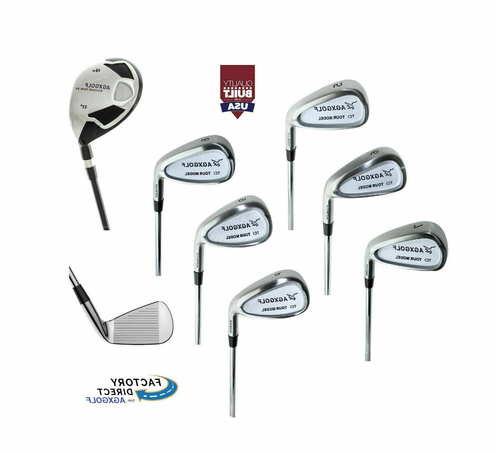Magnum-TCI Complete Set Woods+Hybrid+Irons+Wedges+Putter