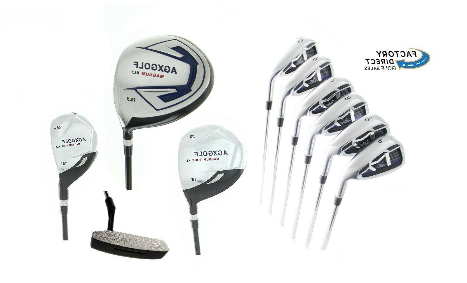 men s tour select full golf set