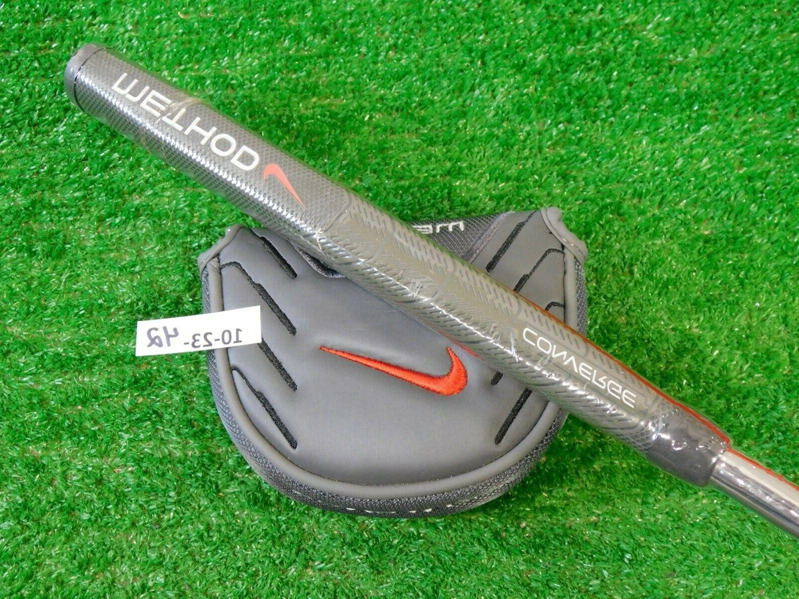 "Nike Method Converge S1-12 34"" Straight Headcover New"