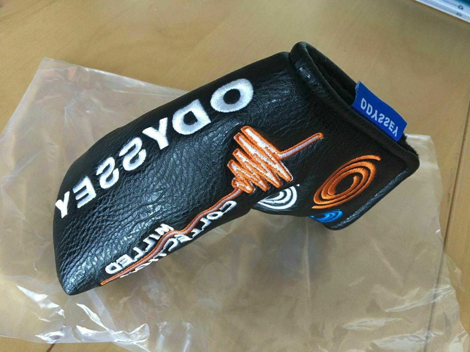 milled collection sx mxm blade putter headcover