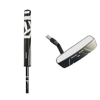 MOG 25550 Tour X Golf Black Putter