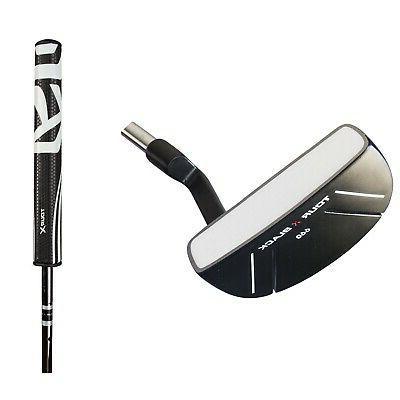 mog 26660 tour x golf black putter
